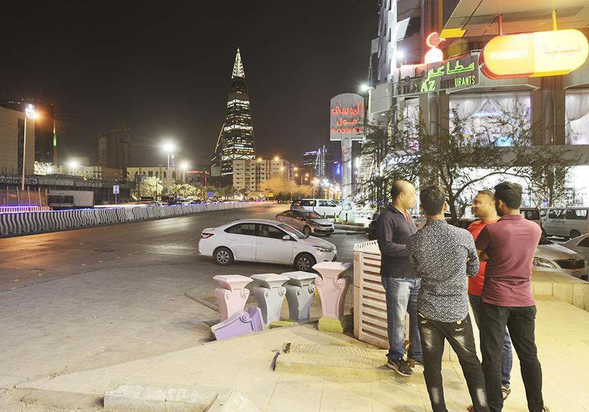 Riyadh 2017, Olaya Street
